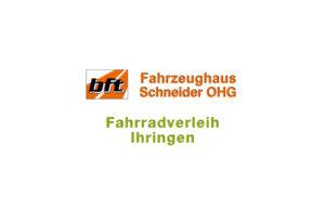 Fahrzeughaus Schneider: Fahrradverlei, KFZ-Werkstatt, Anhängerverlei, SB-Waschanlage Ihringen