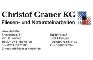 Graner – Fliesen- & Natursteinarbeiten Ihringen