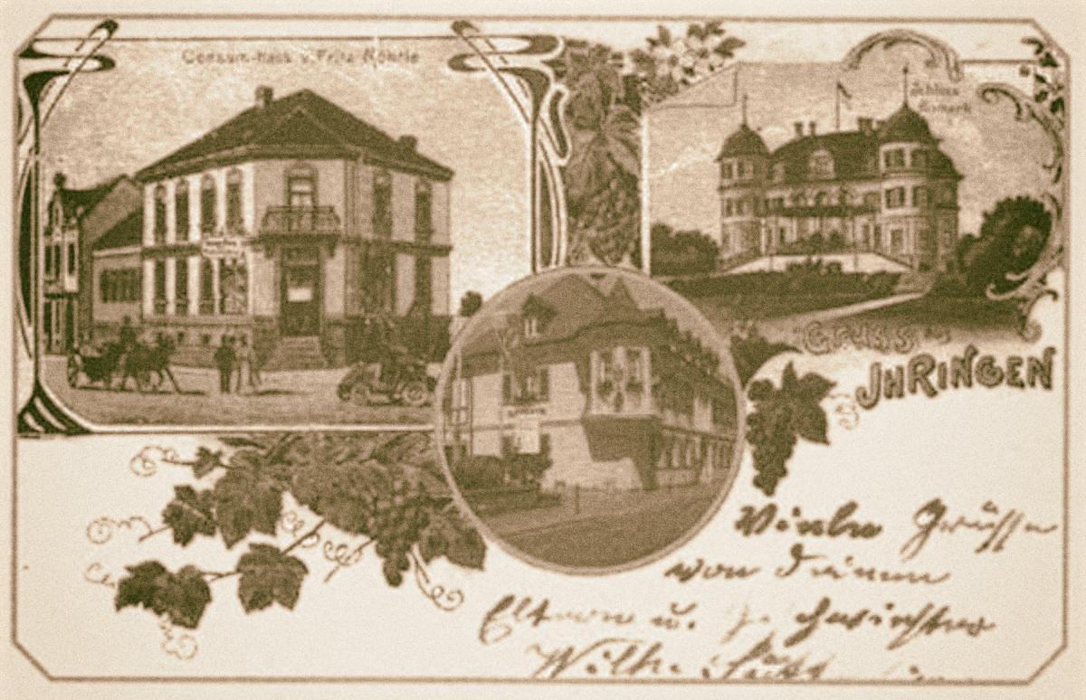 Gewerbeverein - Historie