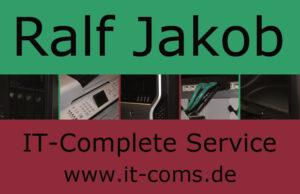 Ralf Jakob - IT Complete Service